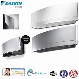 Climatisation Gainable Daikin Pour 100m2 : climatiseur daikin emura ftxg20lw ~ Premium-room.com Idées de Décoration