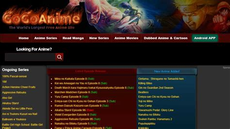 anime streaming on 20 best anime streaming sites to watch anime online free 2018