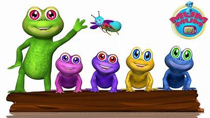 Frogs Speckled Lyrics Song Five Mum Songs