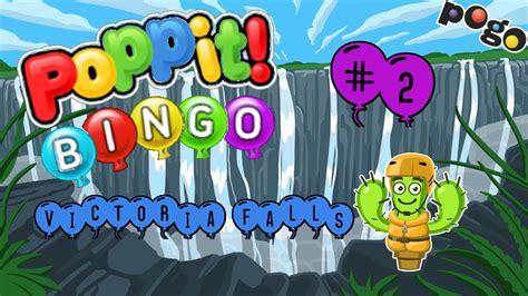 Pogo Games ~ Poppit Bingo #2 - YouTube