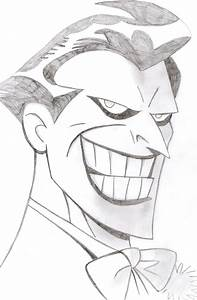 Joker Awesome And Simple Pencil Drawings - Drawing Of Sketch
