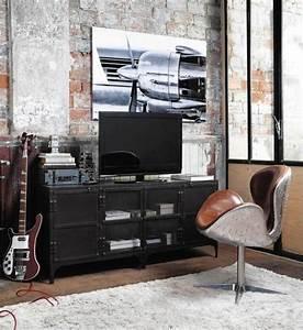 Console Maison Du Monde Occasion : maison du monde meuble tv ouessant consoles et coiffeuses maisons du ud meuble tv barbade maison ~ Teatrodelosmanantiales.com Idées de Décoration