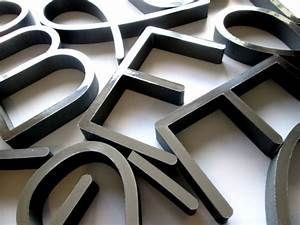 Polystyrene letters and logos makers of quality display for Chrome wall letters