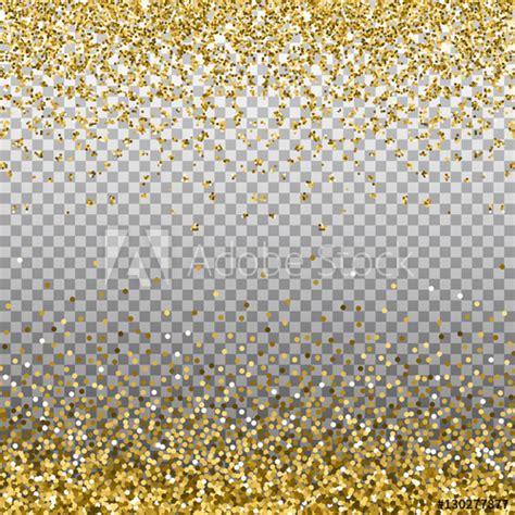 gold glitter background golden sparkles  border