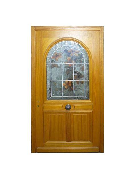 porte d entree bois gervaline hauteur 215x90 largeur droite