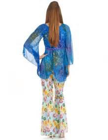Flower Power Hippie Costume