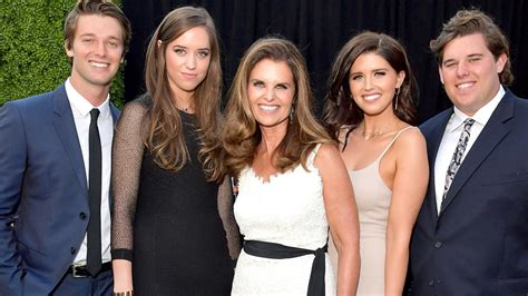 Vanity Lowes by Maria Shriver Is Buying Houses For Her Kids As Any Good
