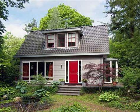 houten huis huissen houten huizen scanabouw houtskeletbouw