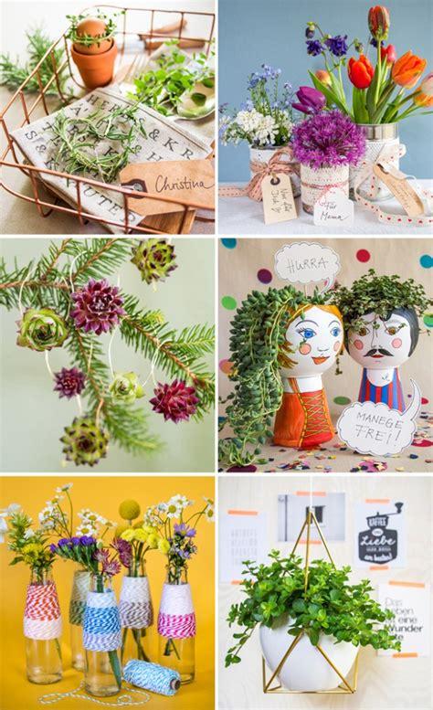 Pflanzen Deko Kreativ Und Selbstgemacht by Pflanzen Deko Kreativ Und Selbstgemacht 90 Deko Ideen Zum