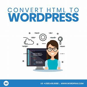 contemporary convert html to wordpress theme vignette With convert html template to wordpress theme online