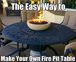 How, To, Make, A, Fire, Pit, Table, With, A, Tabletop, Fire, Bowl