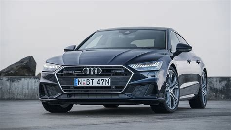 New 2019 Audi A7 by Audi A7 2019 Review Carsguide