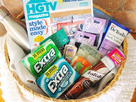 Basket Gift For New Mom What To Bring A Southern State Of