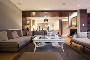 22 living rooms with light wood floors pictures With charming salon couleur taupe et beige 2 deco salon 40m2
