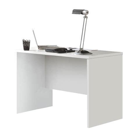 oferta de mueble  despacho  mesa escritorio blanca ref ll