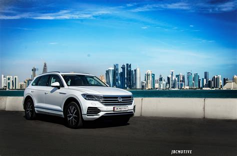 vw touareg tsi review   qatar