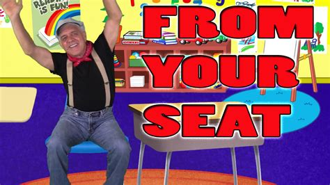From Your Seat - Brain Breaks | The Learning Station