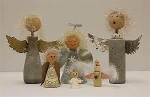 Engel Aus Holz Selber Machen : kurs mit basteleien f r die weihnachtszeit ~ Lizthompson.info Haus und Dekorationen