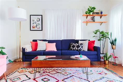 Living Room Design Blue Sofa by Vibrant Trend 25 Colorful Sofas To Rejuvenate Your Living
