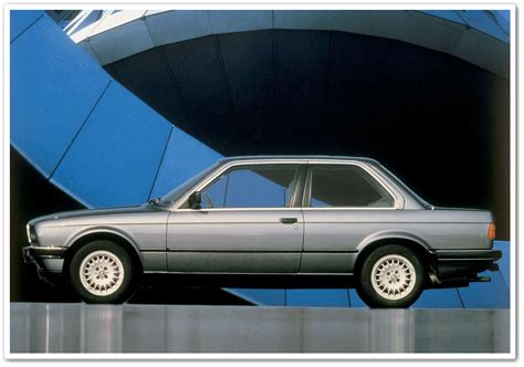 Bmw 3 Series 1982 Automotive World Galerry Wallpaper