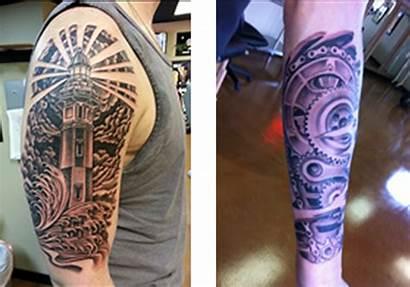 Tattoo Evolution 1995