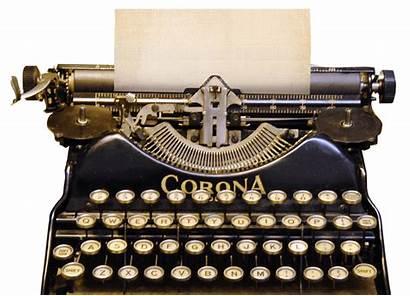 Gag Typewriter Yours Signature
