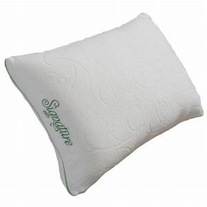 protect a bed firm memory foam pillow with signature With best firm memory foam pillow