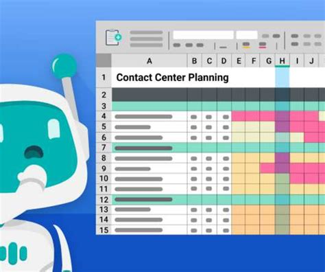 workload forecasts customer contact central