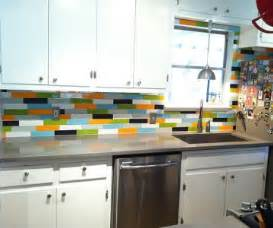 Kitchen Backsplash Stick On Tiles No Paint Allowed 5 Options For Temporary Wall Coverings Apartmentguide