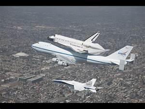 Endeavour's Tour of California | NASA