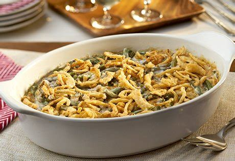 the green kitchen recipes green bean casserole cbell s kitchen 6055
