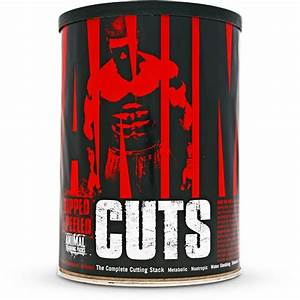 Animal Cuts - 42 Packs  U2013 Proteinlab Malaysia