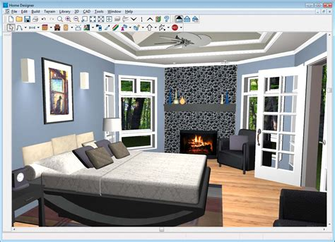 3d Bedroom Design Software Free by Home Designer Interiors