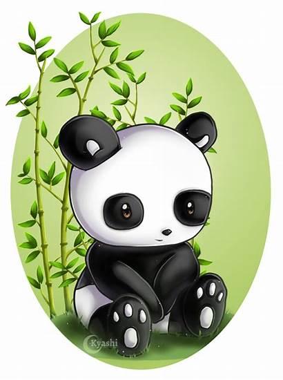 Chibi Panda Google Deviantart Goldfish Cayow