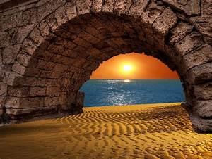 Ilustração gratis: Pôr Do Sol, Mar, Ponte, Praia Imagem gratis no Pixabay 782635