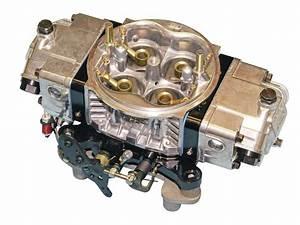 Holley Ultra Hp Four-barrel Carburetor