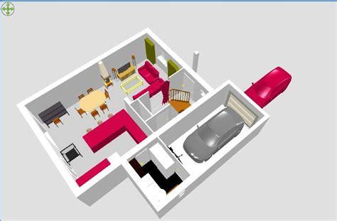 projection 3d construction de notre maison 224 ste aux ch 234 nes