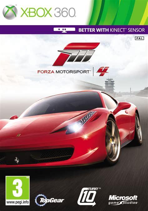 forza 4 xbox one forza motorsport 4 sur xbox 360 jeuxvideo