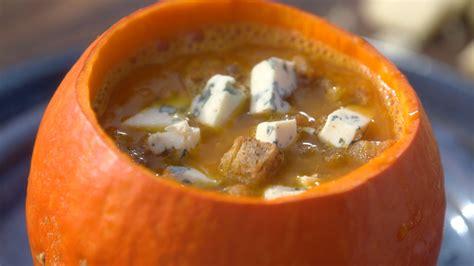 recette de cuisine cubaine ma recette de soupe de potimarron à la fourme d 39 ambert