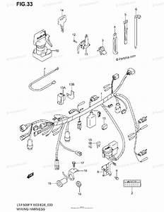 Suzuki Atv 2001 Oem Parts Diagram For Wiring Harness
