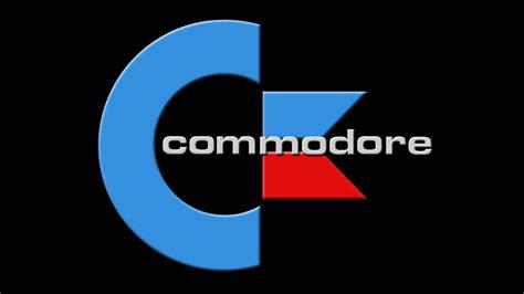 Commodore 64 Logo Wallpaper