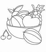 Coloring Cherry Vegetables Fruits Printable Fruit Owocami Momjunction Koszyku Mango Vegetable Cherries Cdn2 Kolorowanka sketch template
