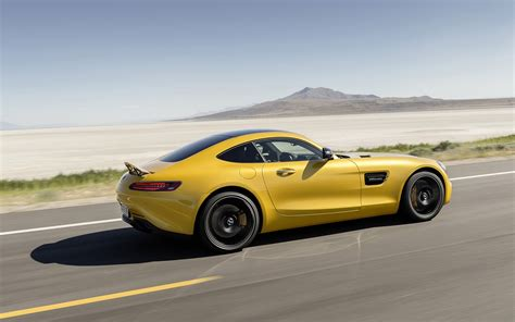 2015 mercedes amg gt solarbeam motion side wallpapers