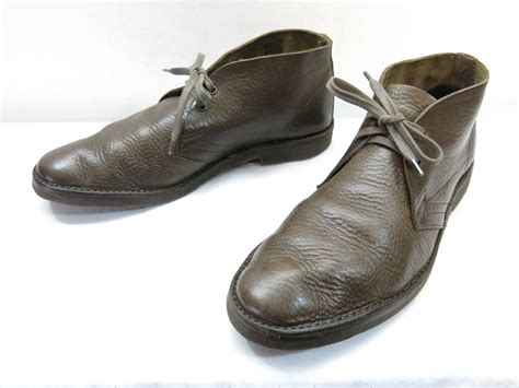 Paul Smith [Red Ear] - Desert Boots Leather (Brown ...
