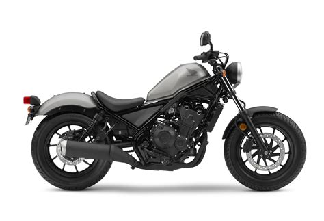 2017 Honda Rebel 500 Review