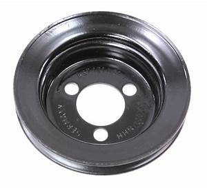 Water Pump Pulley 93-99 Vw Jetta Golf Passat 2 0 Aba - 037 121 031 F