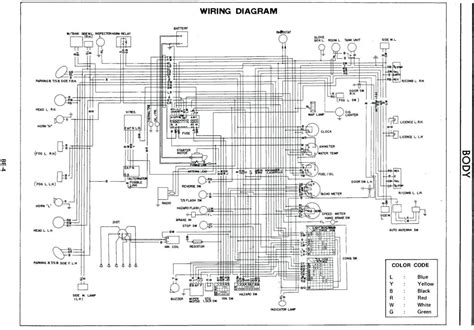 wiring diagram central lock camizu org