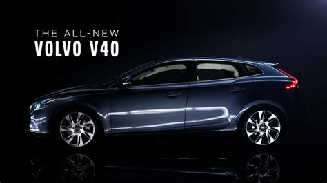 The Allnew Volvo V40  Product Teaser Film (103) Volvo