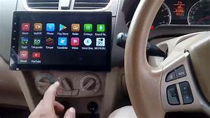 Review Kanor Android Head Unit 10 1 U201d On Suzuki Ertiga