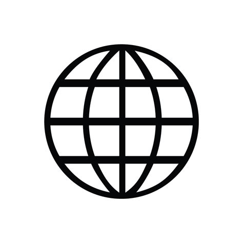 World Wide Web Icon Transparent